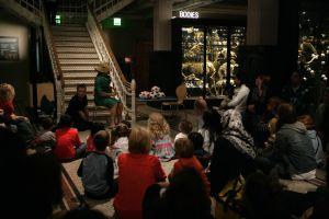 anansi manc museum